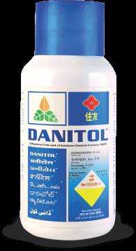 dantol best for pink ballworm
